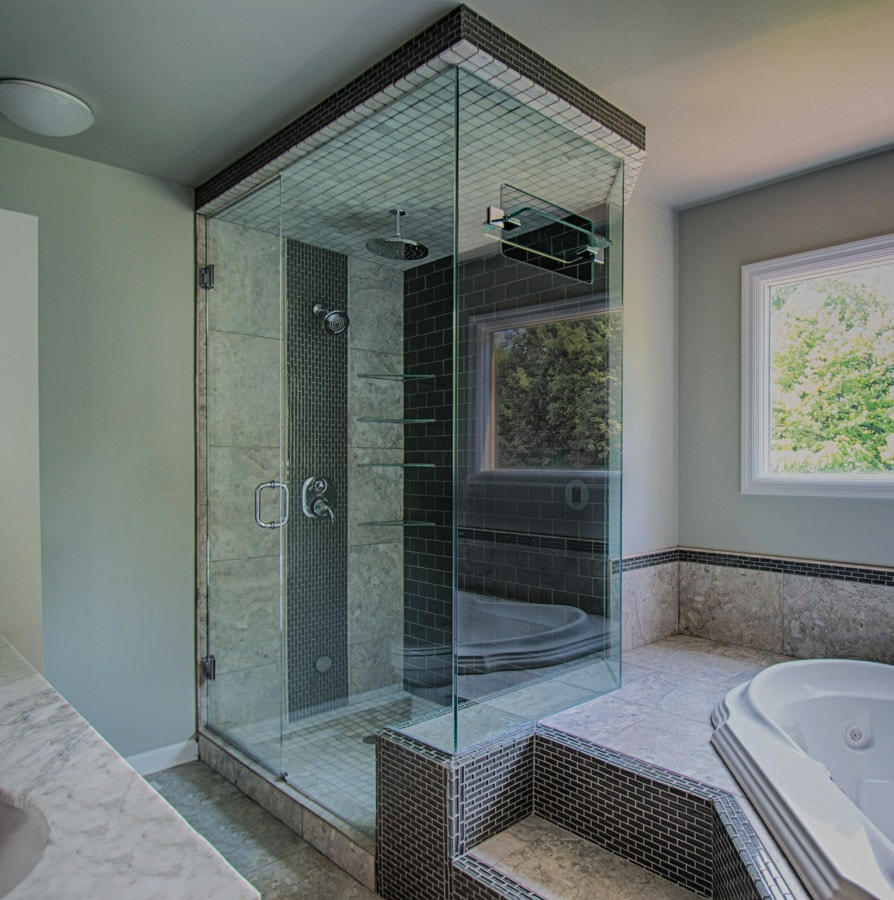 previousnext - Bathroom Remodel Modern